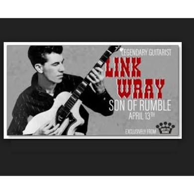 Link Wray SON OF RUMBLE Vinyl Record
