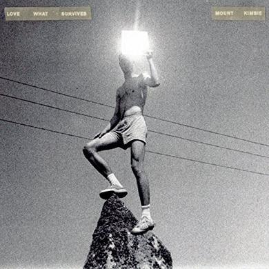 Mount Kimbie LOVE WHAT SURVIVES REMIXES PART 2 Vinyl Record