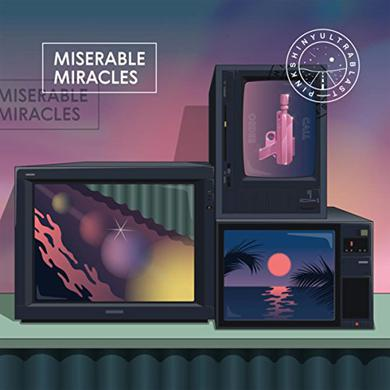 PINKSHINYULTRABLAST MISERABLE MIRACLES Vinyl Record