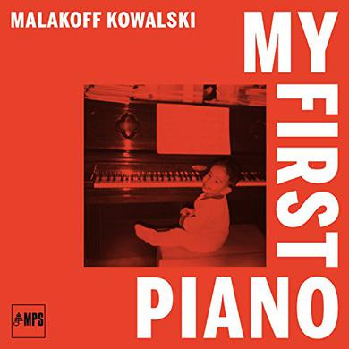 Malakoff Kowalski MY FIRST PIANO Vinyl Record