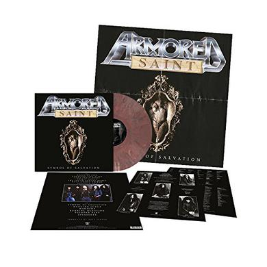 Armored Saint SYMBOL OF SALVATION Vinyl Record