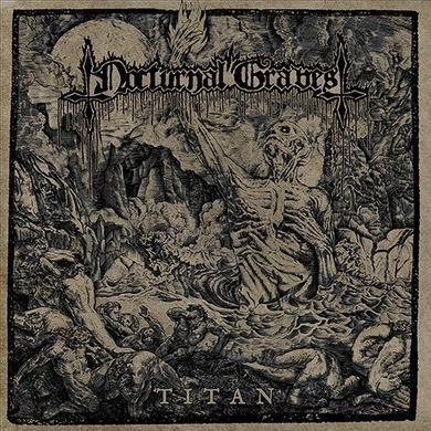 Nocturnal Graves TITAN Vinyl Record