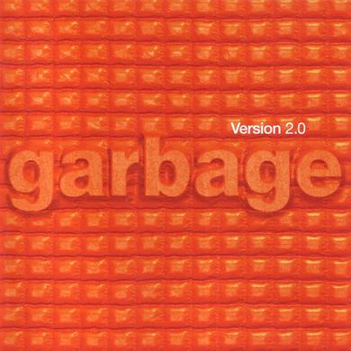 Garbage VERSION 2.0: 20TH ANNIVERSARY EDITION Vinyl Record
