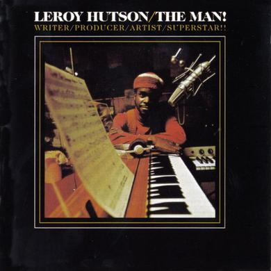 Leroy Hutson MAN Vinyl Record