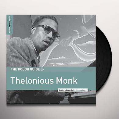 ROUGH GUIDE TO THELONIOUS MONK Vinyl Record