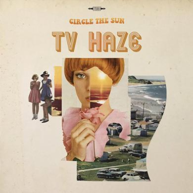 TV HAZE CIRCLE THE SUN Vinyl Record
