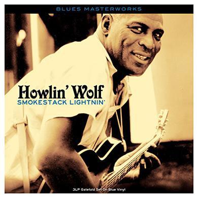 Howlin Wolf SMOKESTACK LIGHTNIN Vinyl Record