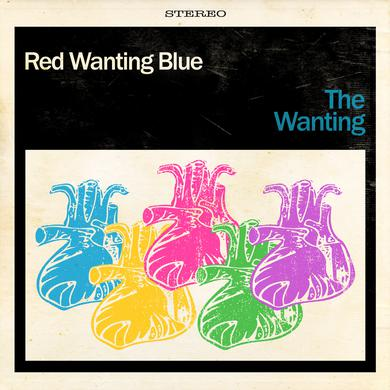 Red Wanting Blue THE WANTING Vinyl Record