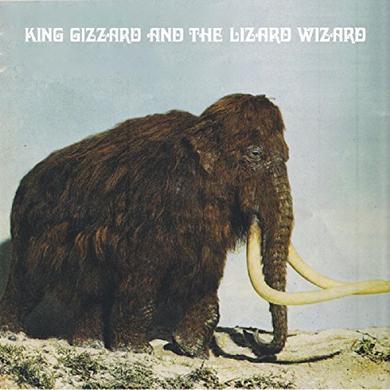 King Gizzard & The Lizard Wizard POLYGONDWANALAND (FUZZ CLUB VERSION) Vinyl Record