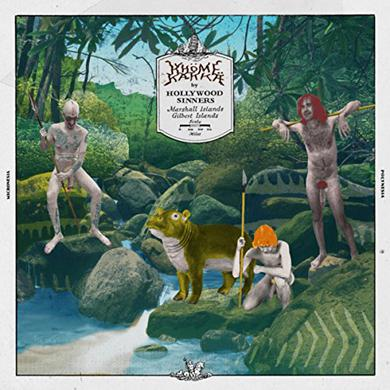 Hollywood Sinners KHOME KAKKA Vinyl Record