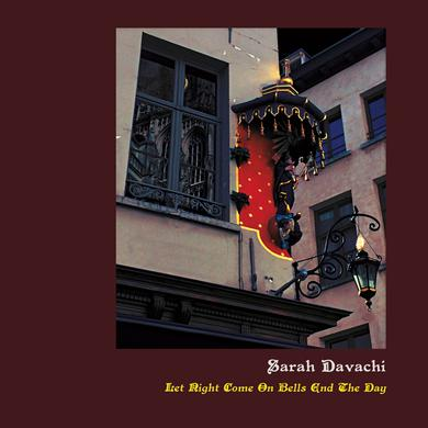 Sarah Davachi LET NIGHT COME ON BELLS END THE DAY Vinyl Record