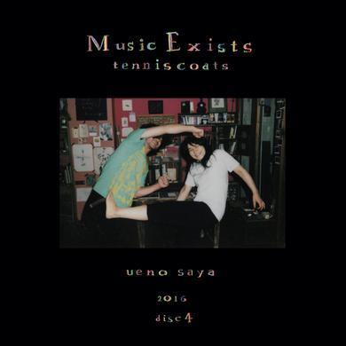 Tenniscoats MUSIC EXISTS DISC 4 Vinyl Record