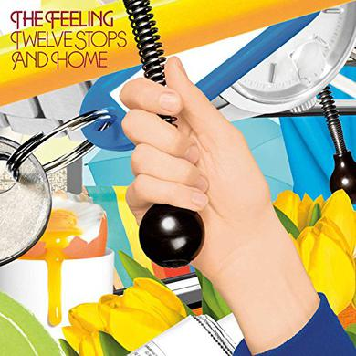 Feeling TWELVE STOPS & HOME Vinyl Record