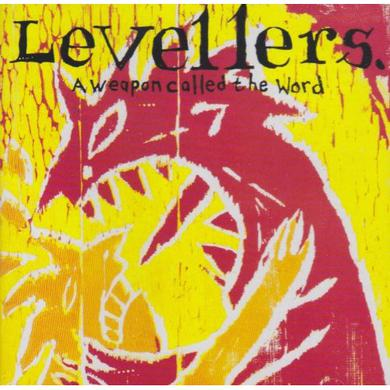Levellers WEAPON CALLED THE WORD Vinyl Record