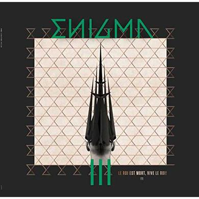 Enigma LE ROI ET MORT VIVE LE ROI Vinyl Record