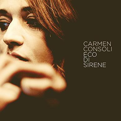Carmen Consoli ECO DI SIRENE Vinyl Record