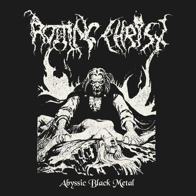 Rotting Christ ABYSSIC BLACK METAL Vinyl Record