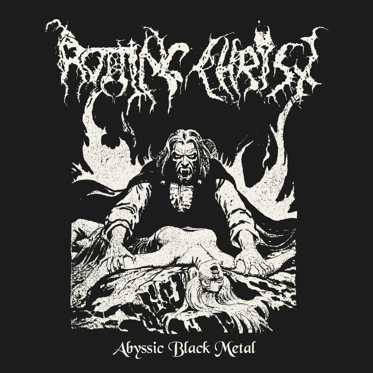 Rotting Christ Abyssic Black Metal Vinyl Record