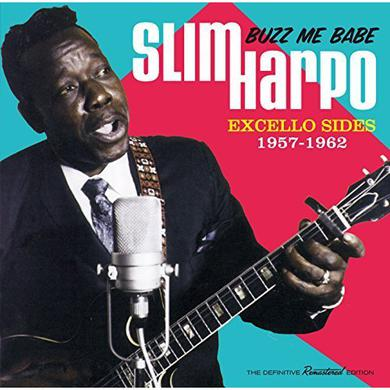 Slim Harpo BUZZ ME BABE: EXCELLO SIDES 1957-1961 Vinyl Record - Limited Edition, 180 Gram Pressing