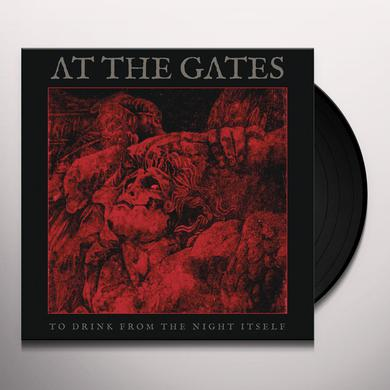 At The Gates TO DRINK FROM THE NIGHT ITSELF Vinyl Record