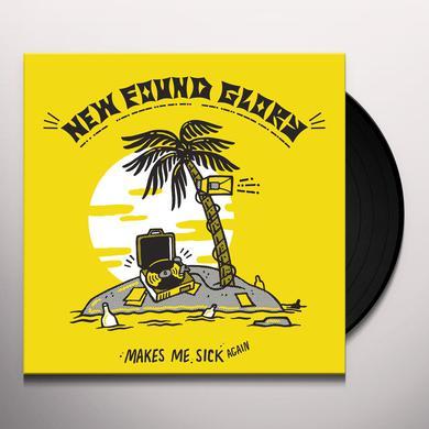 New Found Glory MAKES ME SICK AGAIN Vinyl Record