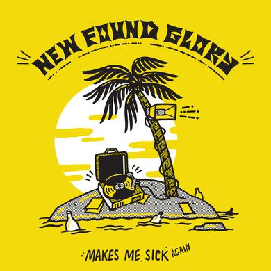New Found Glory MAKES ME SICK AGAIN Vinyl Record