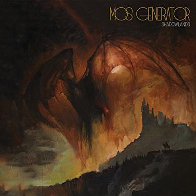Mos Generator SHADOWLANDS Vinyl Record