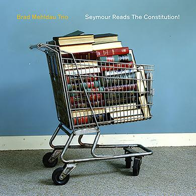 Brad Mehldau SEYMOUR READS THE CONSTITUTION Vinyl Record