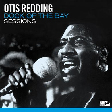 Otis Redding DOCK OF THE BAY SESSIONS Vinyl Record