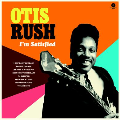 Otis Rush I'M SATISFIED: THE COBRA CHESS & DUKE (1956-1962) Vinyl Record