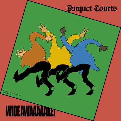 Parquet Courts WIDE AWAKE Vinyl Record