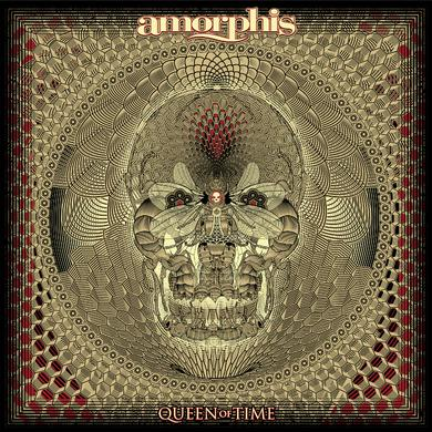Amorphis QUEEN OF TIME Vinyl Record