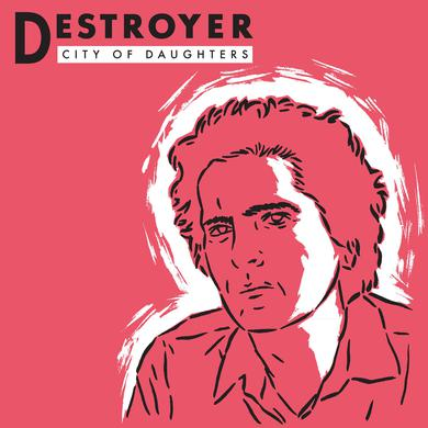 Destroyer CITY OF DAUGHTERS Vinyl Record