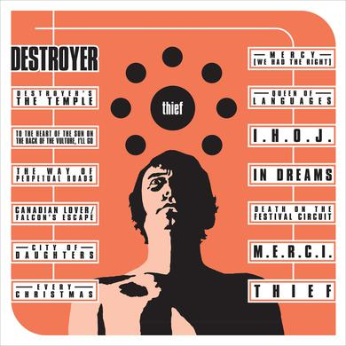Destroyer THIEF Vinyl Record