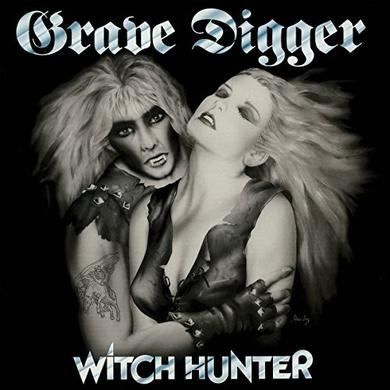 Grave Digger WITCH HUNTER Vinyl Record