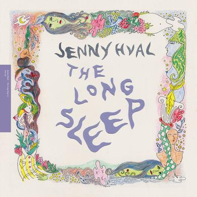 Jenny Hval LONG SLEEP Vinyl Record