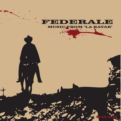 Federale MUSIC FROM LA RAYAR (10TH ANNIVERSARY EDITION) Vinyl Record