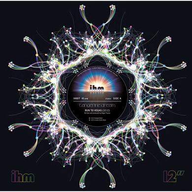 Tangerine Dream RUN TO VEGAS / LEVIATHAN Vinyl Record