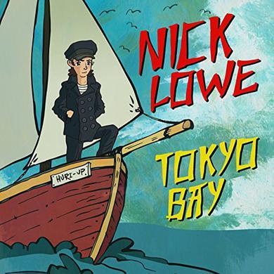 Nick Lowe TOKYO BAY / CRYING INSIDE Vinyl Record