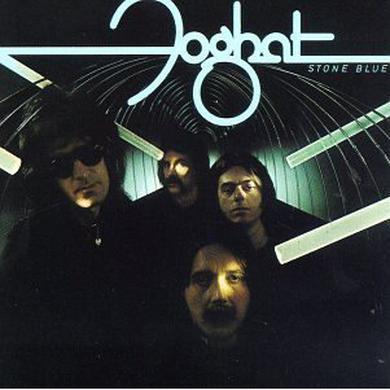 Foghat STONE BLUE Vinyl Record
