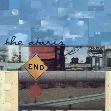 Ataris END IS FOREVER Vinyl Record