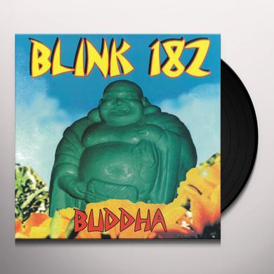 Blink 182 BUDDHA Vinyl Record