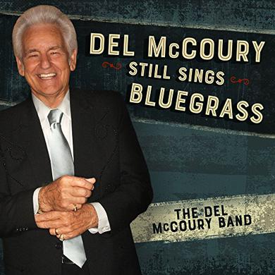 DEL MCCOURY STILL SINGS BLUEGRASS Vinyl Record