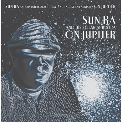 Sun Ra ON JUPITER Vinyl Record