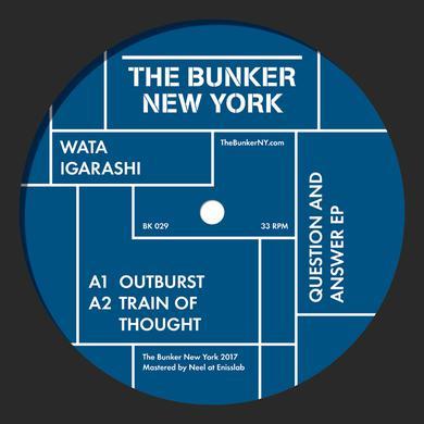 Wata Igarashi QUESTION & ANSWER Vinyl Record