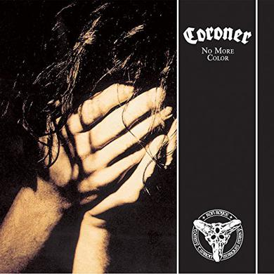Coroner NO MORE COLOR Vinyl Record