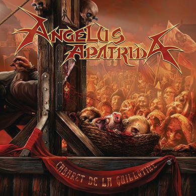 Angelus Apatrida CABARET DE LA GUILLOTINE Vinyl Record