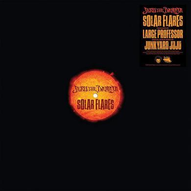 Jeru The Damaja SOLAR FLARES Vinyl Record