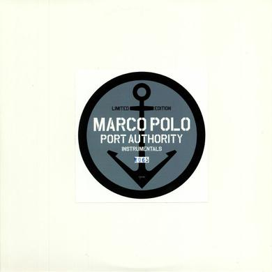 Marco Polo PORT AUTHORITY (INSTRUMENTALS) Vinyl Record