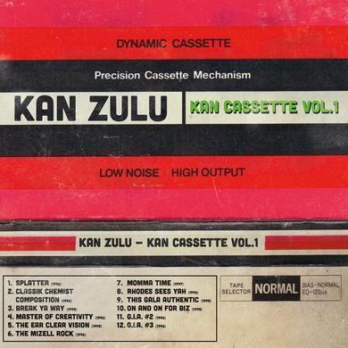 KANKICK KAN CASSETTE VOL. 1 Vinyl Record
